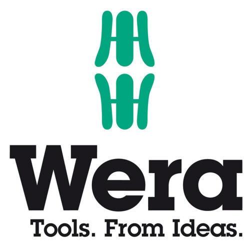 Wera 1//4in Drive Zyklop Bit Ratchet with Socket Adapter 073230