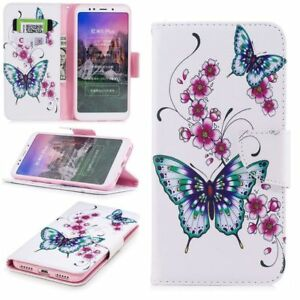 For-Huawei-P-Smart-plus-Synthetic-Leather-Bag-Book-Motif-31