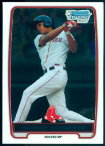 Lot-of-10-Xander-Bogaerts-Red-Sox-2012-Bowman-Chrome-BCP105-Rookie-Card-rC