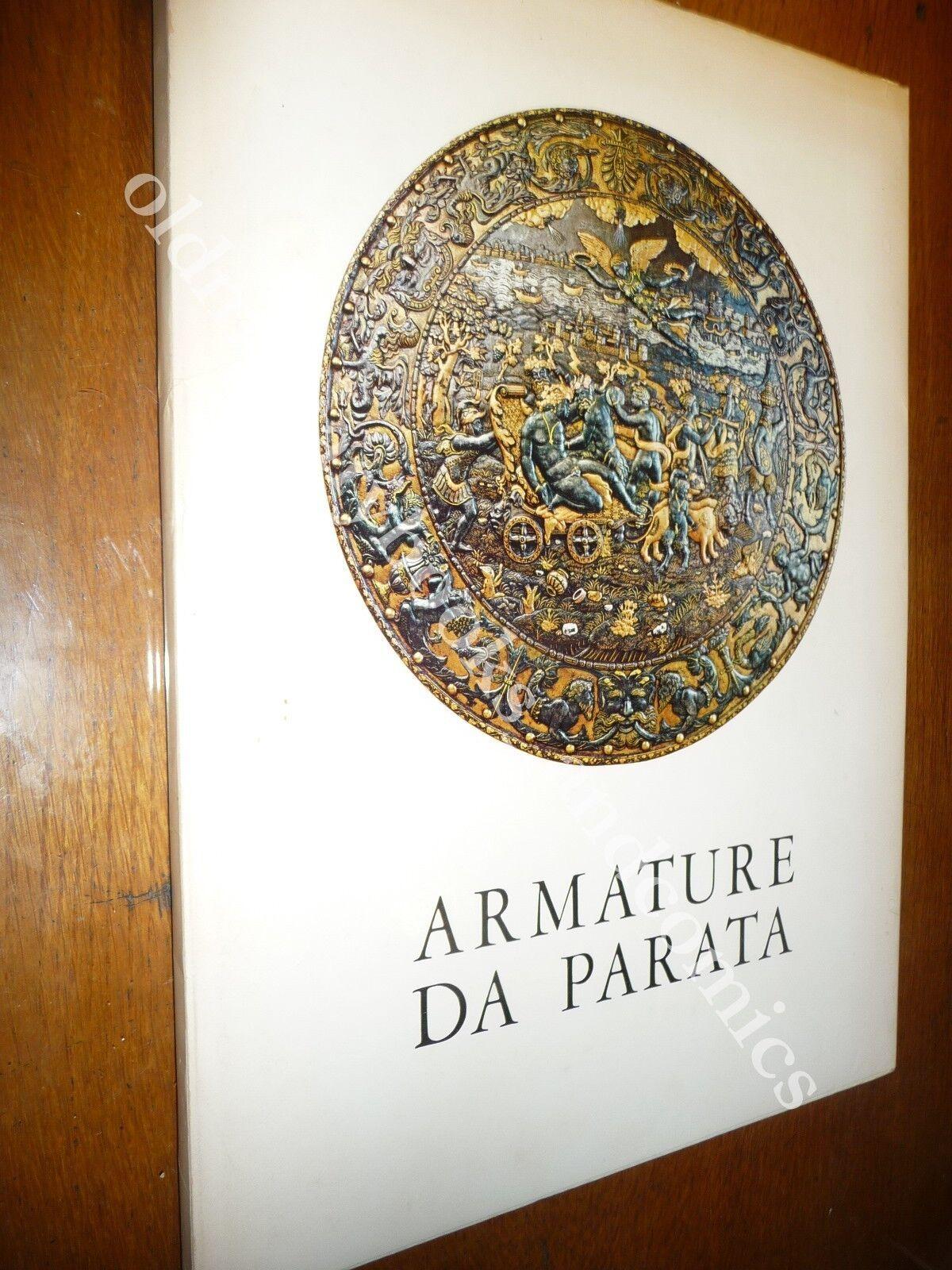 ARMATURE DA PARATA ARTE DELL'INCISIONE NELLE ARMATURE VERE OPERE D'ARTE bellissimo