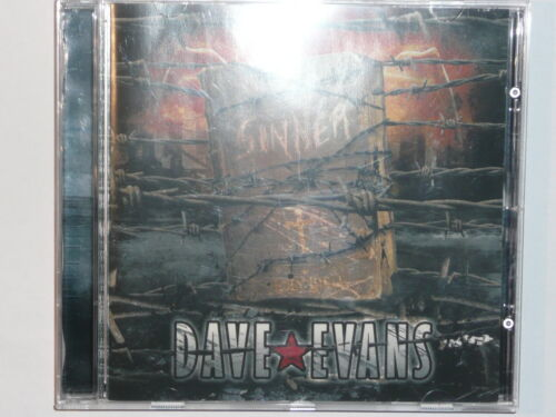 1 von 1 - AC/DC Mitbegründer  Dave Evans - SINNER CD