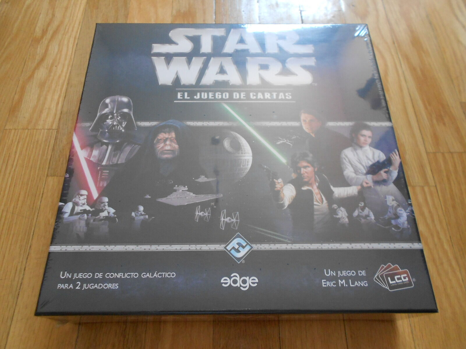 Juego de cartas Star Wars LCG - - - Caja Básica - EDGE - FF 7117a1