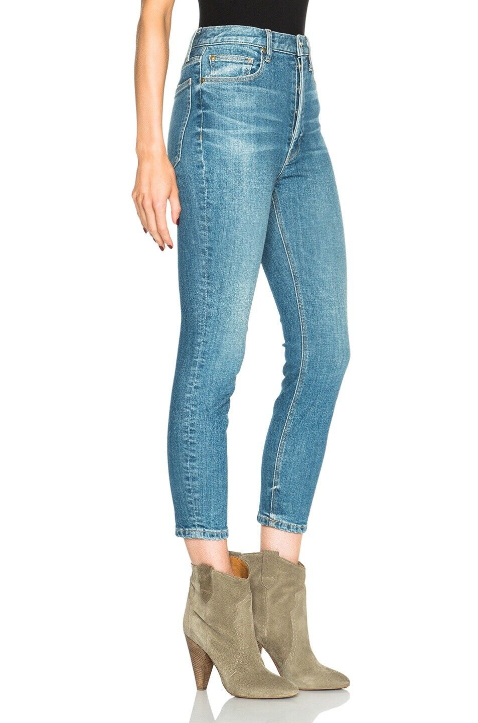 The Great Jeans 30 Straight Leg Denim Jeans The Peg Vintage Inspired