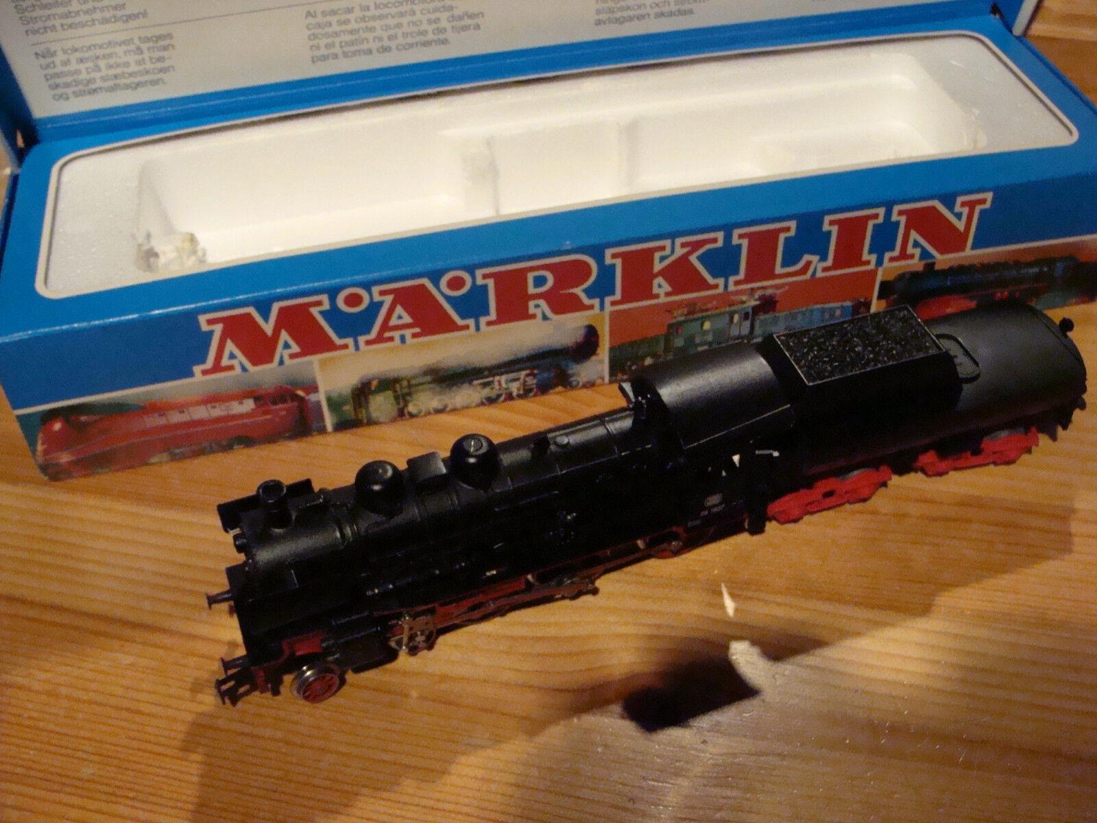 MÄRKLIN HO 3098, Dampflokomotive P 38 1807, Top Top Top Zustand in OVP  | Neu  1c7b33