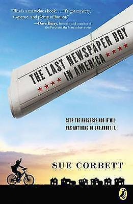 1 of 1 - The Last Newspaper Boy in America-ExLibrary