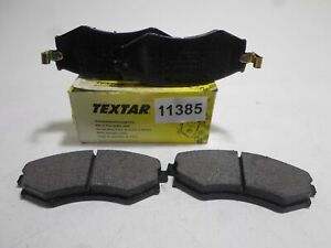 Pills Front Brake Pads Pad Set TEXTAR 200 SX (S13) 1.8