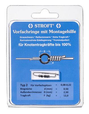 Stroft I Terminali Anelli Pitzenbauer Tipo 2 = 0,08mm - 0,22mm I Terminali Punte-mostra Il Titolo Originale