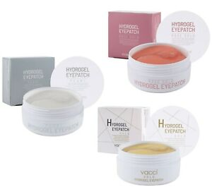 Hydro-Gel-Eye-Patch-90g-60ea-Pearl-Rose-Gold-Brighten-Smooth-Korean-Cosmetics