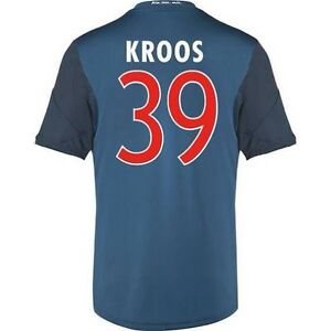 wholesale dealer 46e30 d6253 Details about Germany Uefa Small Size FC bayern Munich Kroos Shirt Real  Madrid jersey