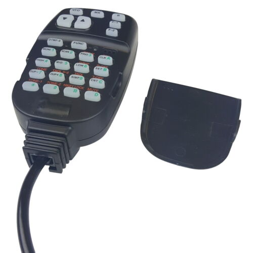 8-pin RJ-45 Plug HM-133 DTMF Mic for ICOM IC-2720H IC-2820H, 1 Year Warranty