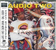 AUDIO TWO-WHAT MORE CAN I SAY-JAPAN CD C68