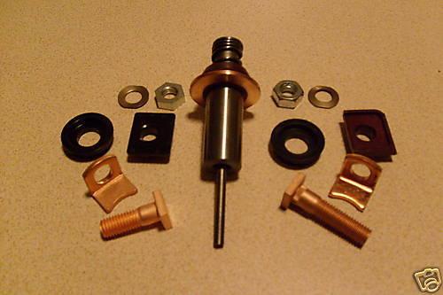 Starter Solenoid Rebuild Kit Denso 2.5KW Diesel Case