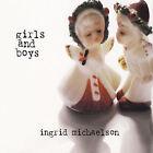 Girls and Boys [Digipak] by Ingrid Michaelson (CD, Jul-2009, Cabin 24 Records)