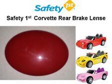 Safety 1st Corvette Rear TailLight Red Lenses