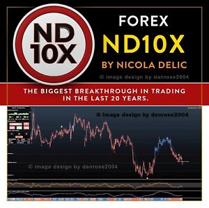 Nicola Delic Nd10x New System October 2019 Available Now Ebay