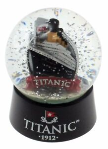 White-Star-Line-RMS-Titanic-1912-Collectors-Water-Ball-new