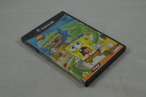 SpongeBob-SquarePants-Revenge-of-the-Flying-Dutchman-GameCube-Spiel-CB-3379