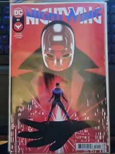 Nightwing #81 1st Full Appearance Of Heartless (DC 2021) NM/NM+ Unread