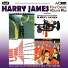 Four Classic Albums Plus 5022810314929 by Harry James CD