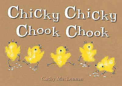 1 of 1 - Chicky Chicky Chook Chook-ExLibrary