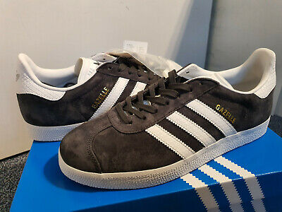 Adidas Originals Gazelle W Damen Sneaker Turnschuhe dunkelgrau BY2851 Gr. 38 43 | eBay