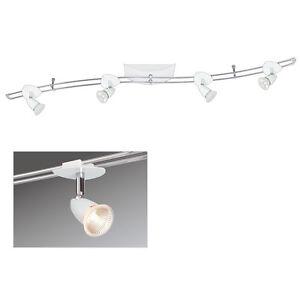 Paulmann schienensystem 4x35w halogen deckenlampe for Halogen deckenlampe
