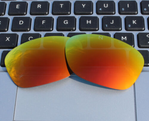 2.0mm Thickness Polarized Replacement Lens Fire Red for-She/'s Unstoppable OO9297