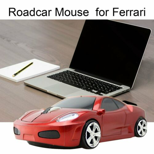 Creative Wireless Sports Car Modeling Game Mouse 2.4G Optical Mouse Gifts YK