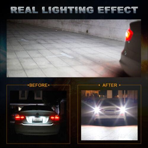4X 48-SMD 7443 7440 7441 W21W T20 LED Car Backup Parking Brake Turn Signal Light