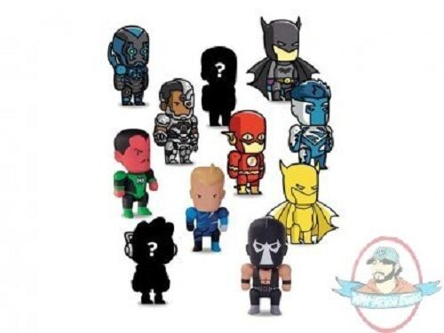 DC Scribblenauts Unmasked Blind Mini Figures Series 2 Case of 24