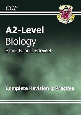 A2-Level Biology Edexcel Complete Revision & Practice by CGP Books...