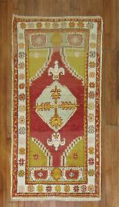 Antique Oushak Rug Ebay