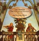 12 Sonaten für Tasteninstrumente: Sonaten 8-12 von Anna Paradiso (2015)