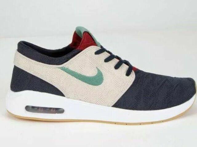 Size 8 - Nike SB Air Max Stefan Janoski 2 Obsidian Bicoastal for ...