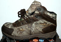 Herman Survivors Hunting 6 Sport Waterproof Sz 13 Realtree Camo Shoes Boots Men