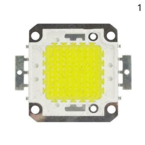 High Power LED Lamp Light COB SMD Bulb Chip DIY 50W W7X9 I4V5 Nice 30-34V D1I0