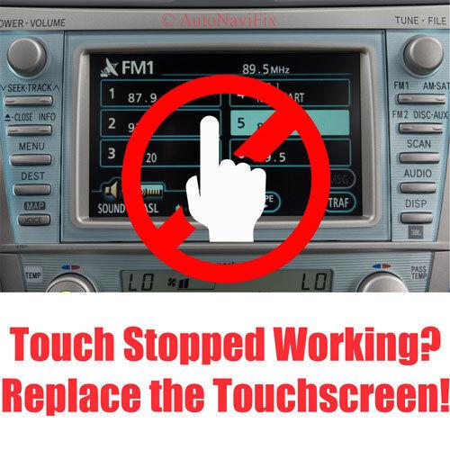 Toyota Camry Hybrid Navigation Gps System Lcd Display Screen E7011 Jbl Radio Cd For Online Ebay