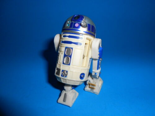 Star Wars 1998 Potf Vintage Style R2-D2 Astromech Droid ~ Booster Rockets