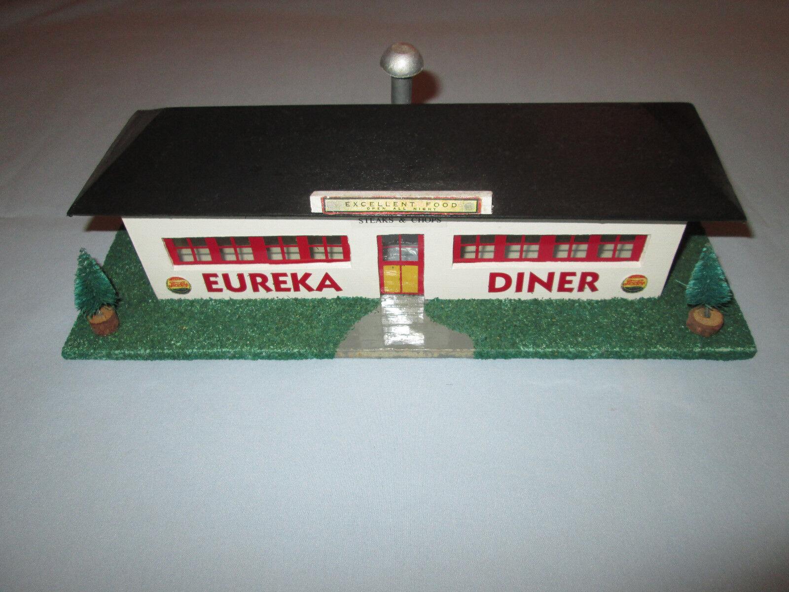 Reproduction American Flyer  275 Eureka Diner