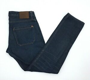 Freenote-Cloth-Co-Men-s-Selvedge-Blue-Jeans-Size-34x33-Made-In-USA