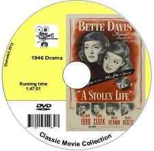 A Stolen Life - Bette Davis, Glenn Ford DVD Region Free 1946 Dramal Film