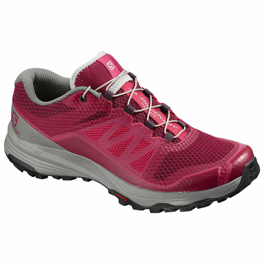 shoes trail running mountain trekking salomon xa discovery  W Womens Lady  lowest prices
