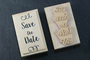 Save-the-Date-Stempel-Holzstempel-4-6x2-9cm-Hochzeitstempel-Knorr-Prandell