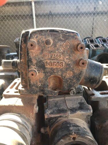 Mercruiser exhaust elbow 98503
