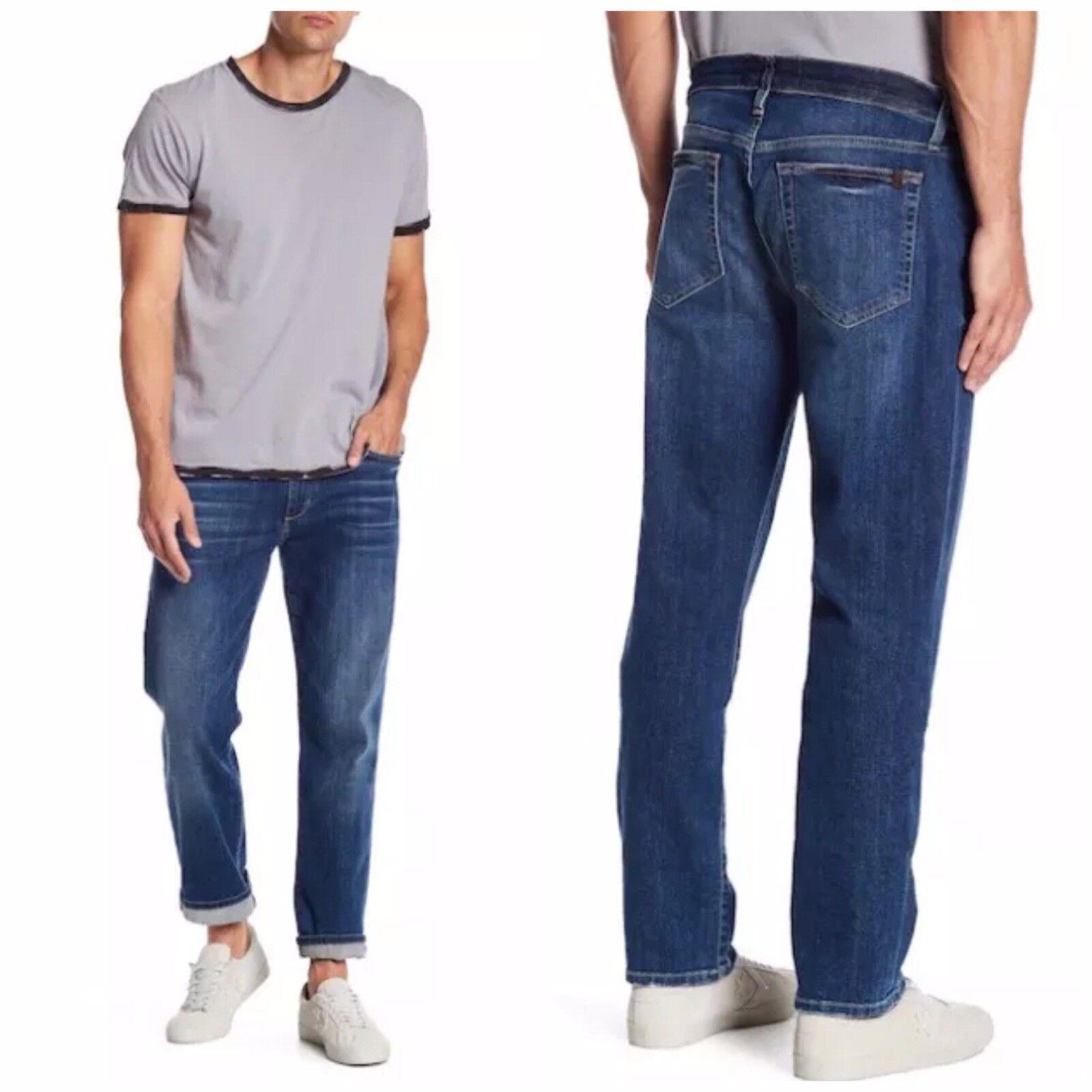 Joe's Jeans Savile Row Slim Straight Leg Jeans Conrad bluee Sz 40 x 34  NWT