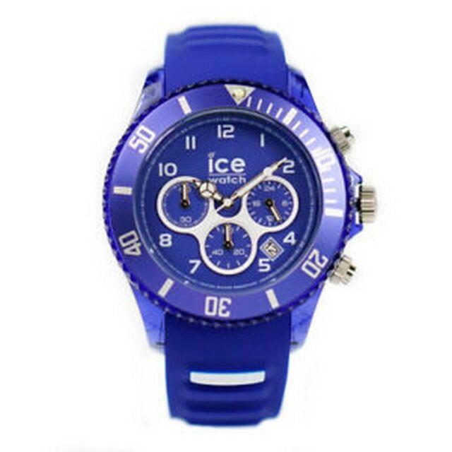 Montre Mixte - Ice Aqua - Bleu Marine