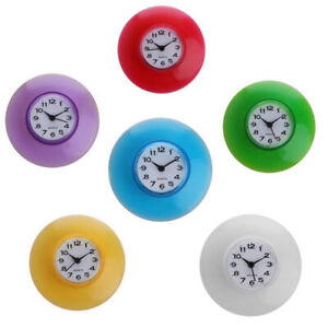 Waterproof-Shower-Clock-Bathroom-Kitchen-Suction-Cup-Home-Clock-Wall-Timer-Call