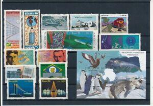 D066426-Brazil-Nice-selection-of-MNH-stamps
