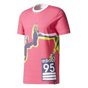 adidas-ORIGINALS-ARCHIVE-CATALOG-T-SHIRT-MEN-039-S-RETRO-VINTAGE-90S-CREW-NECK-RARE