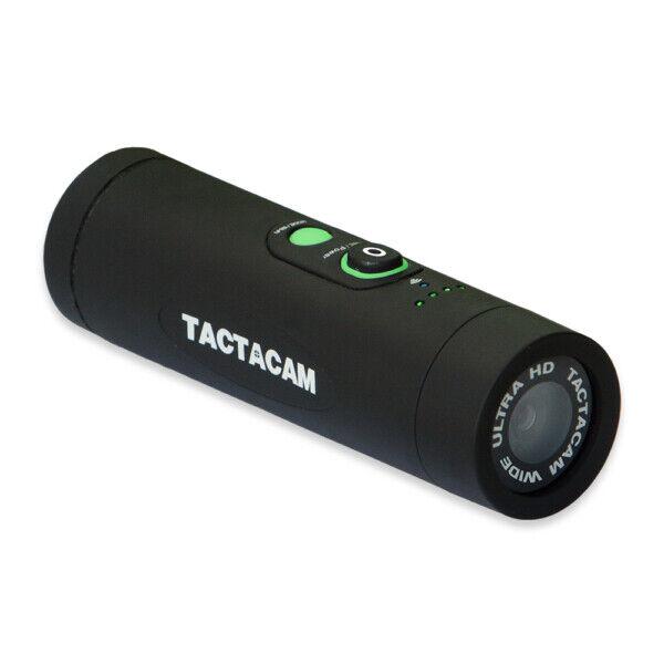 Tactacam 5.0 Wide Action Camera, 4k, wide angle, Model: C-FB-5W
